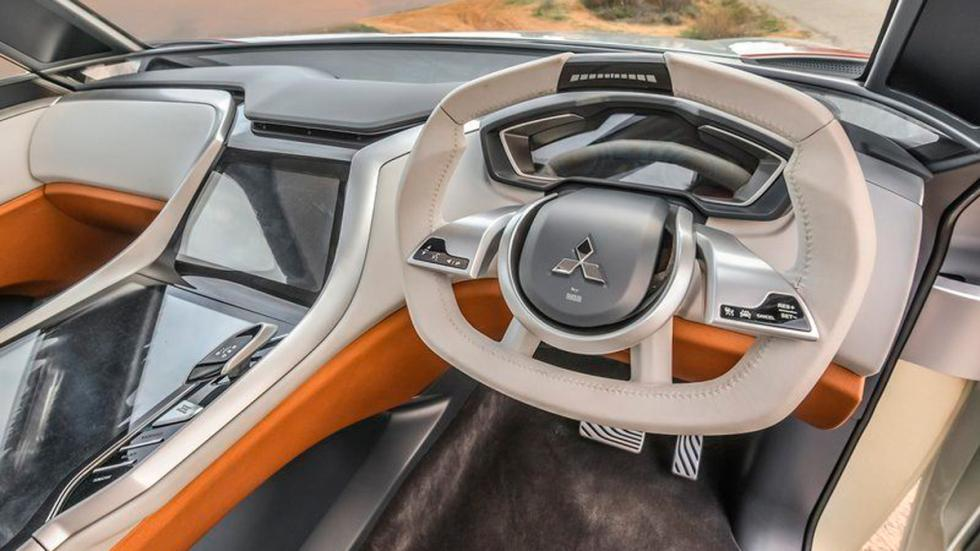 Mitsubishi GC-PHEV Concept volante