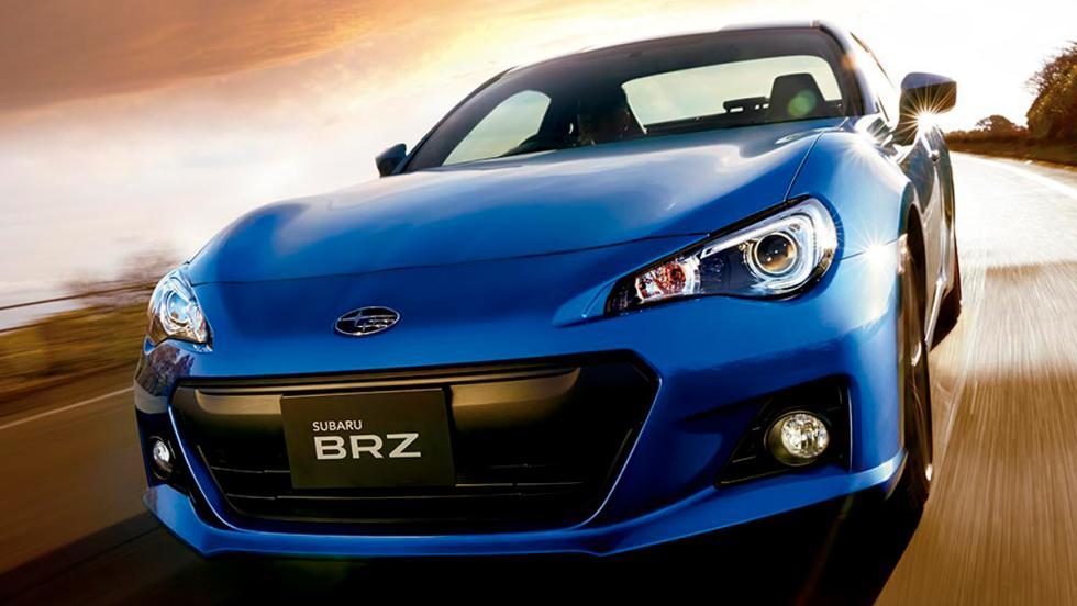 nuevo Subaru BRZ 2015