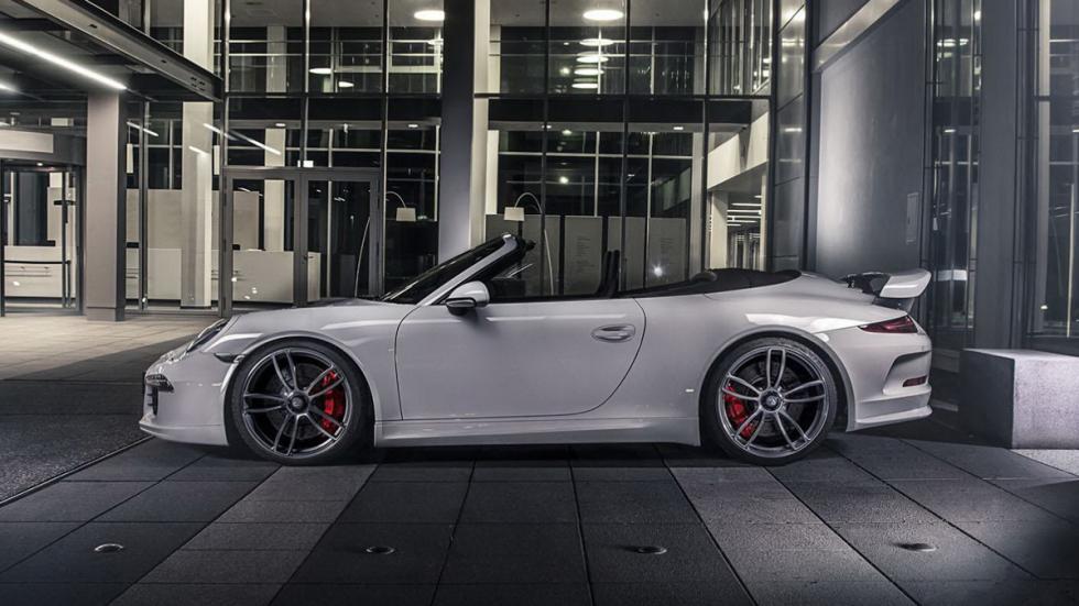 Porsche 911 GTS TechArt lateral