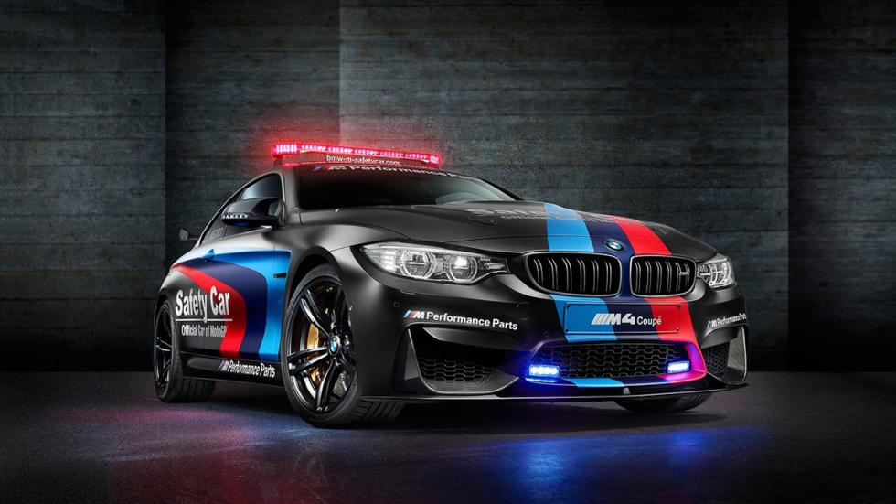 BMW-M4-Coupé-Safety-Car-MotoGP-2015-tres-cuartos-delantero