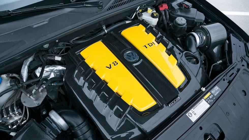 Dirks-MTM Amarok V8 Passion morro motor