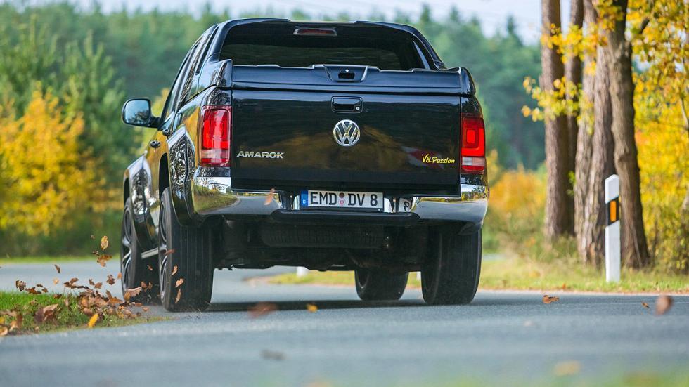 Dirks-MTM Amarok V8 Passion zaga