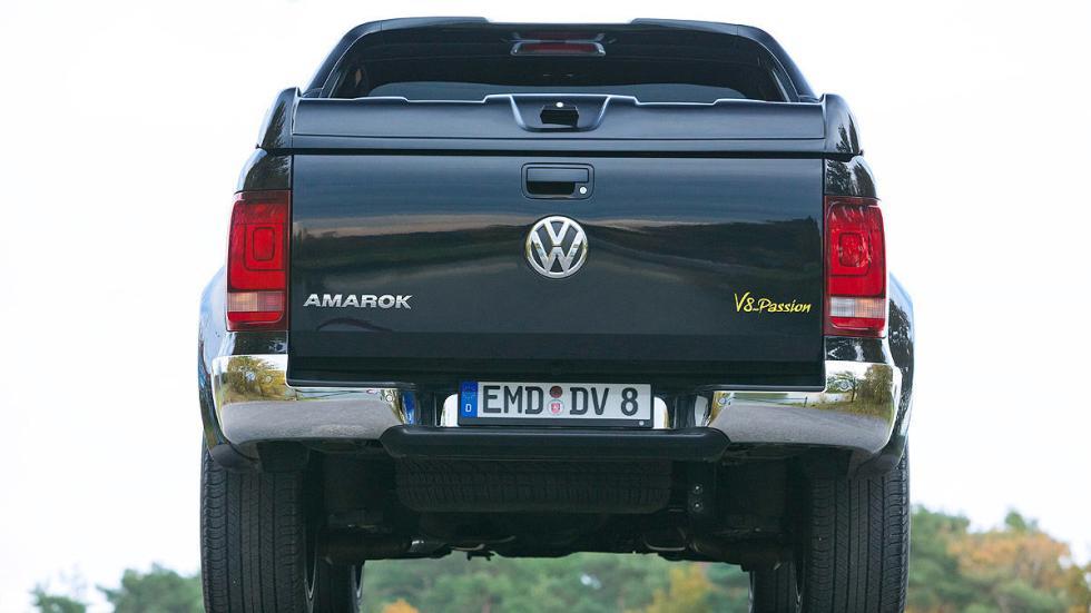 Dirks-MTM Amarok V8 Passion trasera
