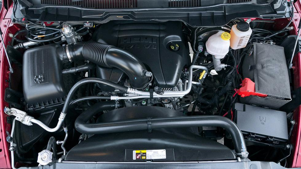 Dodge RAM 1500 5.7 Hemi  motor