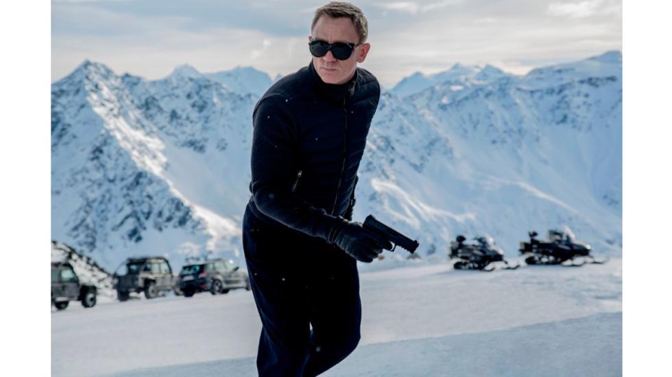 Primeras imágenes de la nueva entrega James Bond Spectre - James Bond