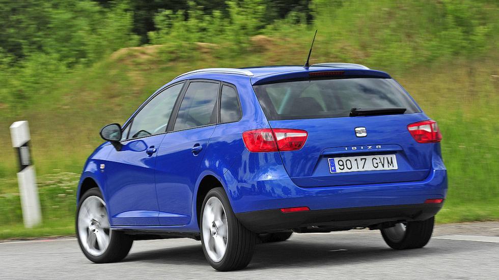 35: Seat Ibiza ST 430 - 1164 litros