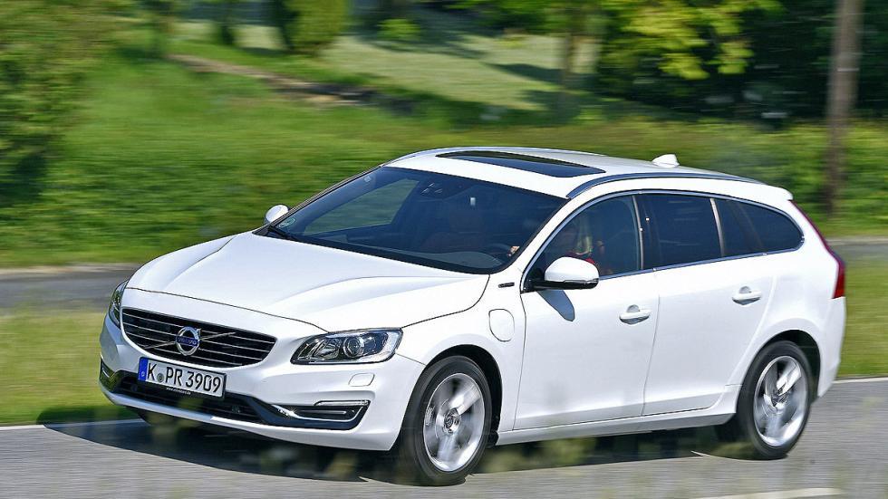 34: Volvo V60  430 - 1241 litros