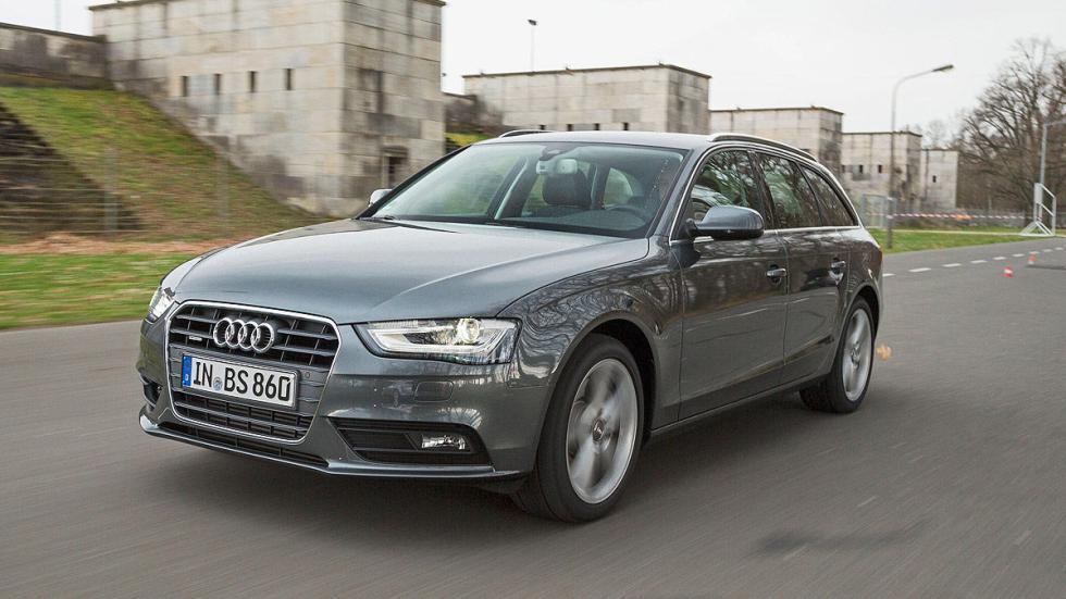 30: Audi A4 Avant 490 - 1430 litros