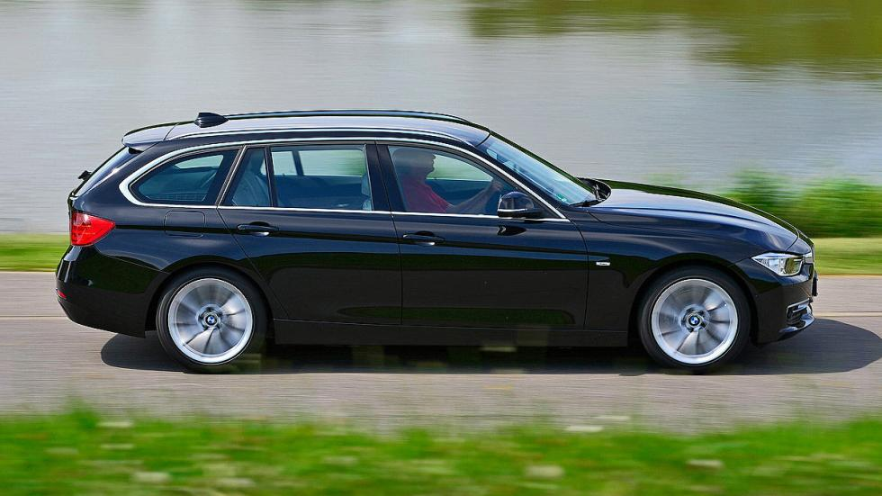 27: BMW Serie 3 Touring 495 - 1500 litros
