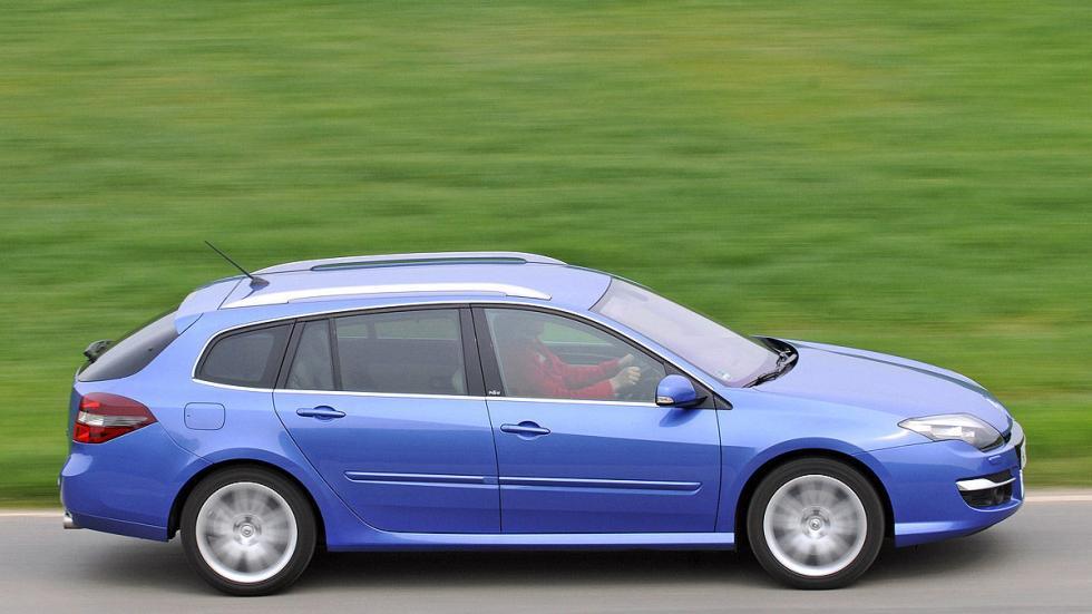 21: Renault Laguna Grandtour 508 - 1593 litros