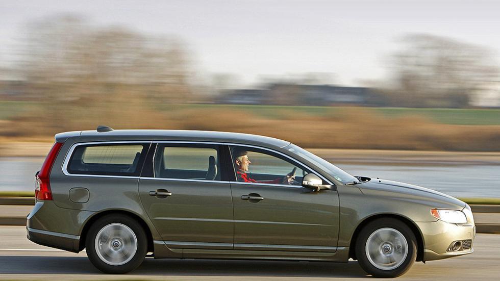 18: Volvo V70  575 - 1600 litros