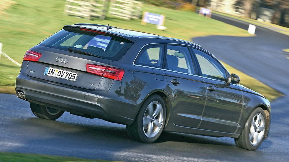 9: Audi A6 Avant 565 - 1680 litros