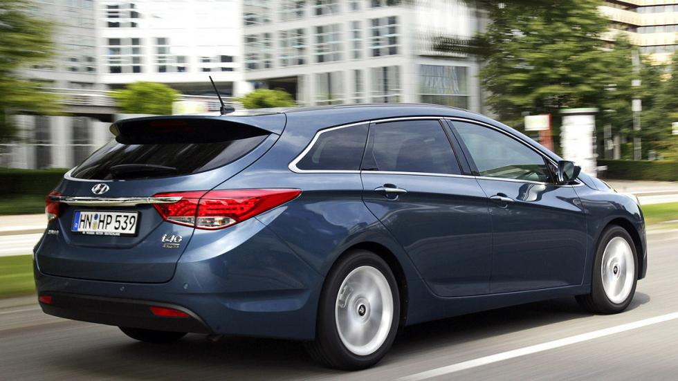 7: Hyundai i40 CrossWagon  553 - 1719 litros