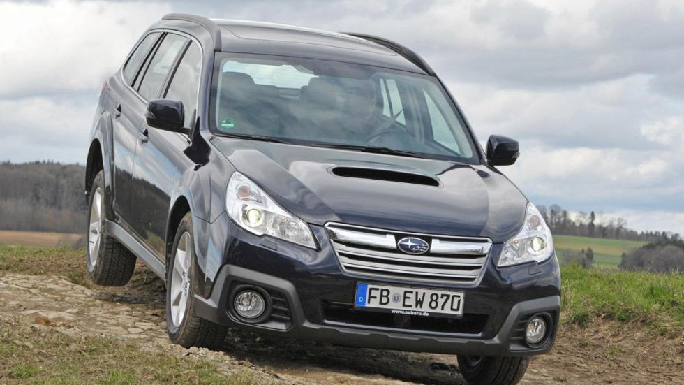 6: Subaru Outback 526 - 1726 litros