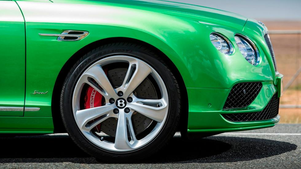 Bentley Continental GT Speed 2015 rueda