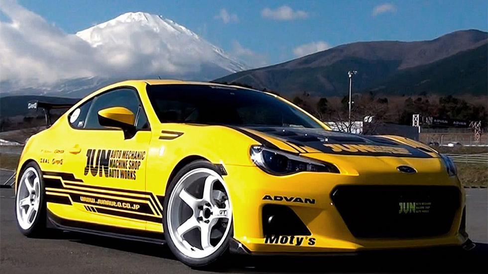 Subaru JUN Synergy