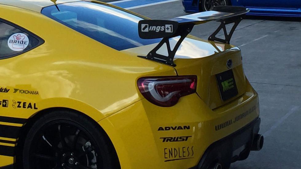 Subaru JUN Synergy pilotos