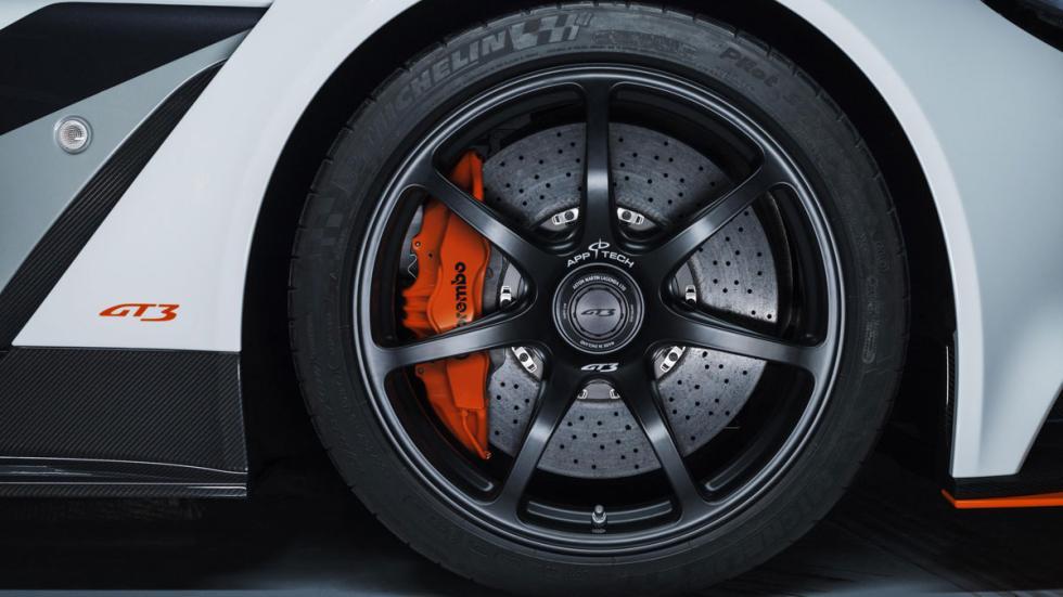 Aston Martin Vantage GT3 llantas