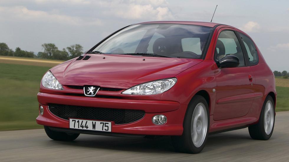 coches-luces-mas-deslumbran-Peugeot-206
