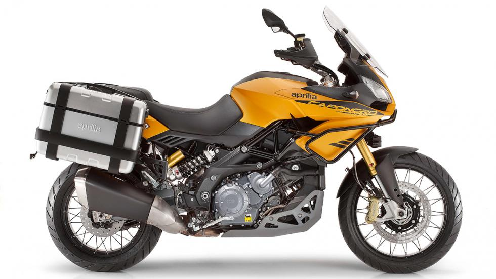 Aprilia Caponord 1200 Rally lateral