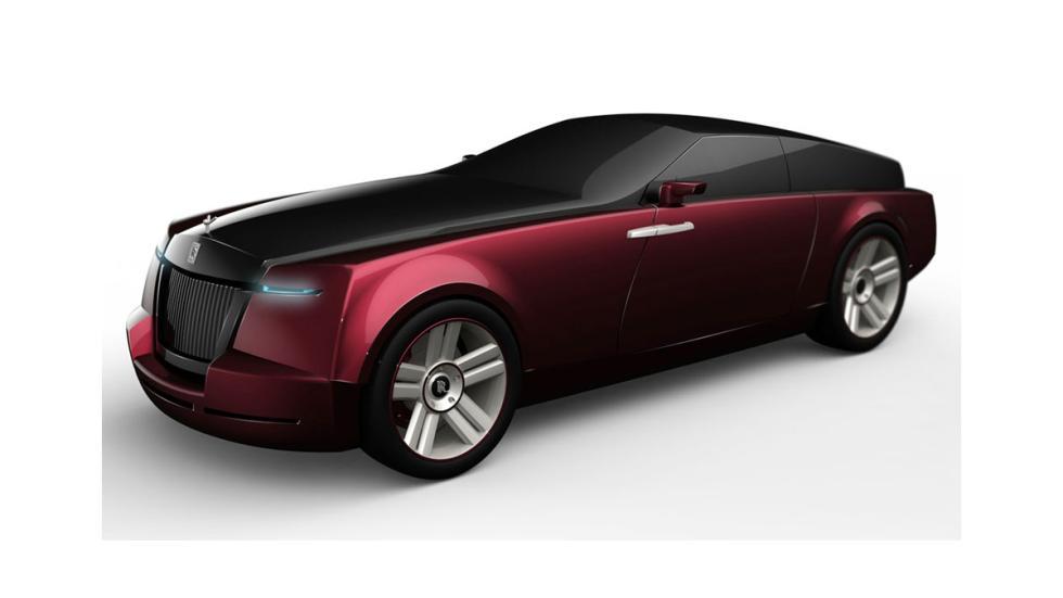 Rolls Royce especial para transportar perros