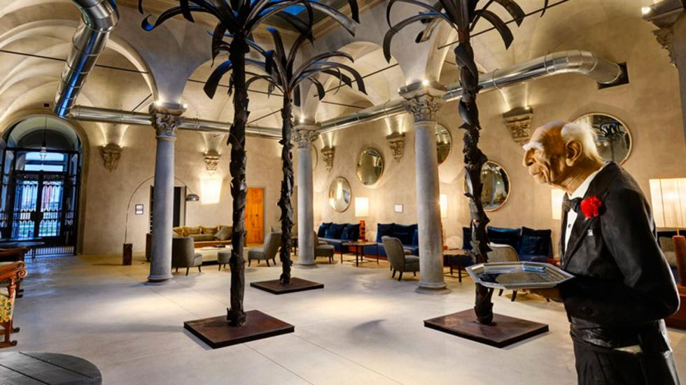 Garibaldi Blu Hotel - 8