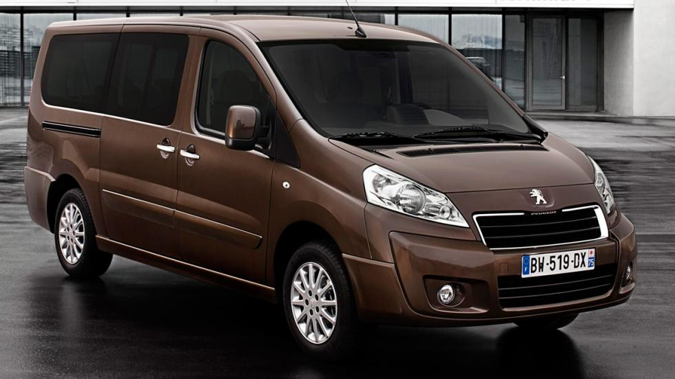 Peugeot Expert Tepee delantera