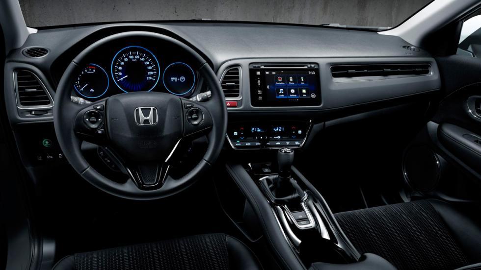 Honda HR-V 2015 salpicadero