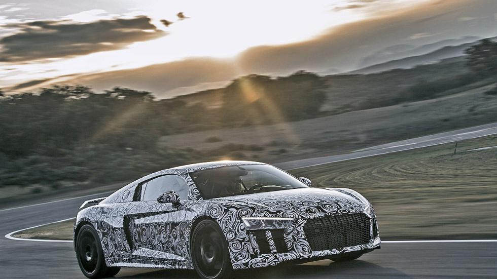 Audi R8 2015 morro