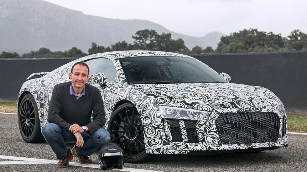 Audi R8 2015 morro redactor
