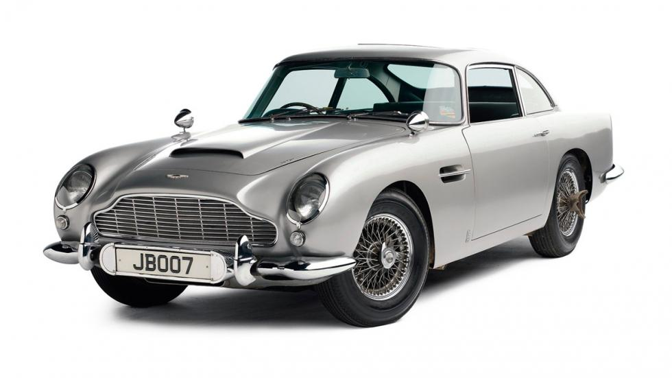 Aston Martin - James Bond