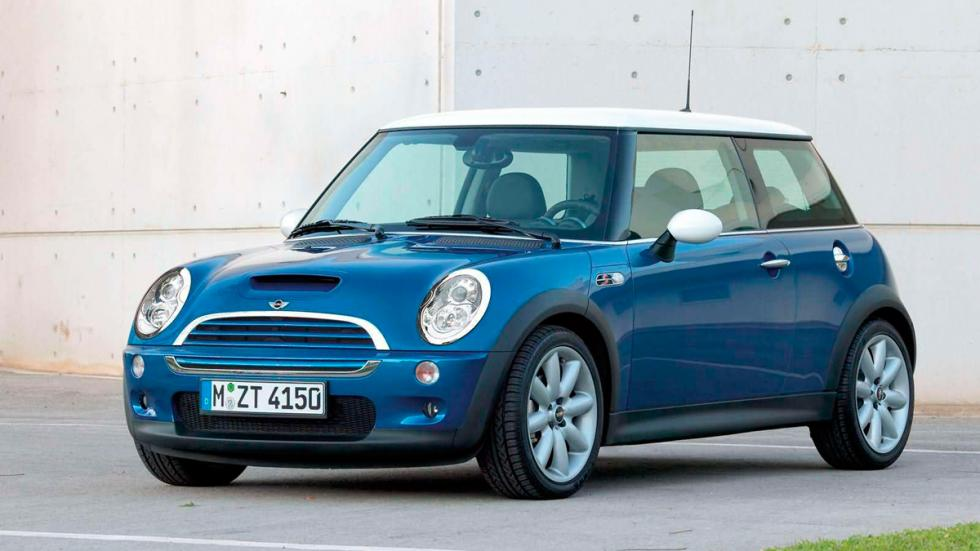 Mini Cooper S - frontal