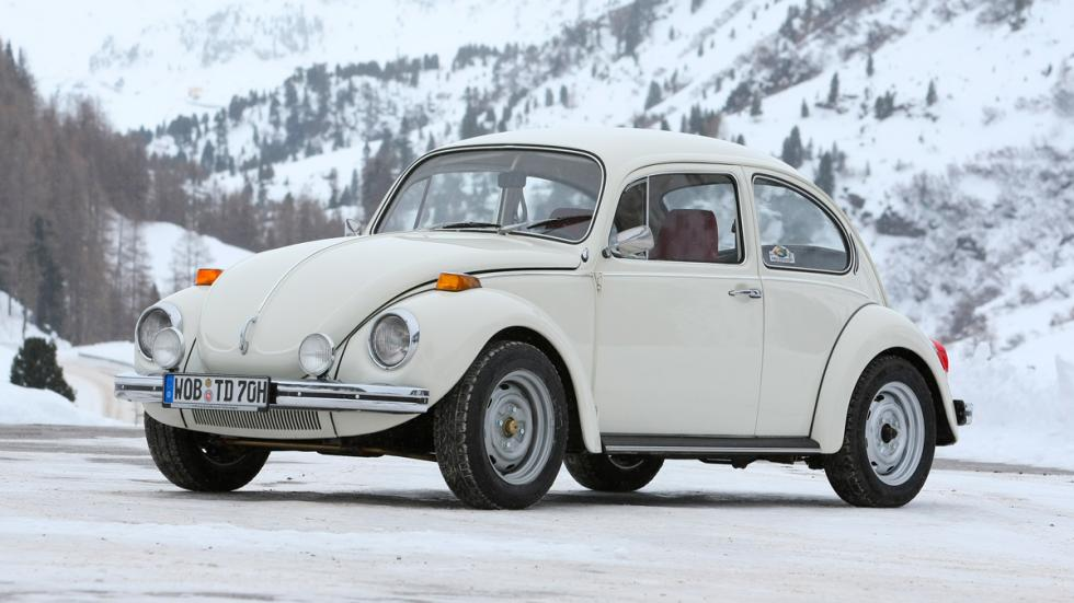 Herbie - Volkswagen Escarabajo