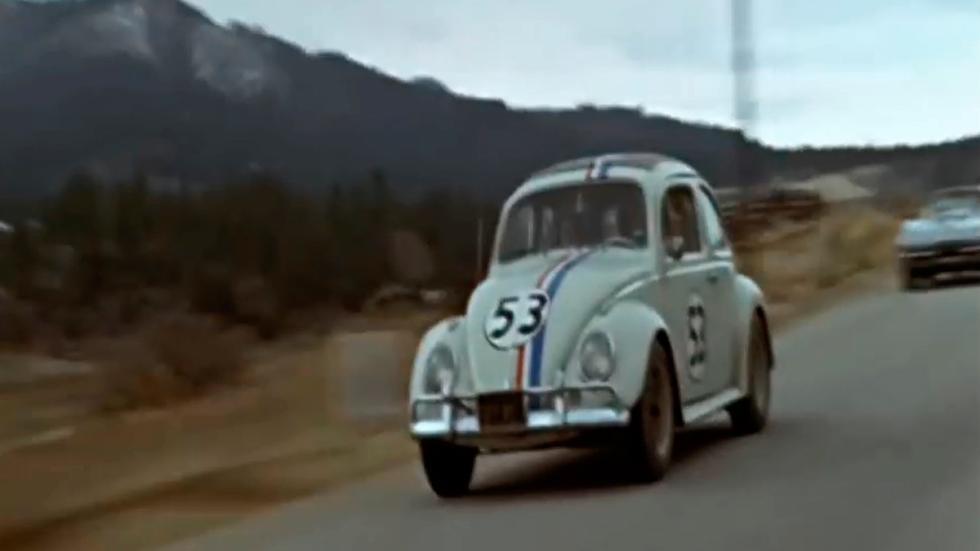 Herbie - Volkswagen Escarabajo - película