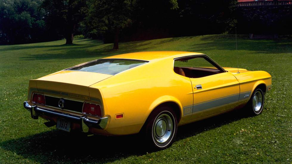 Gone in Sixty Seconds - Ford Mustang Fastback - amarillo