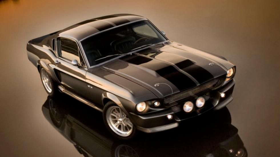 Gone in Sixty Seconds - Ford Mustang Shelby GT500E