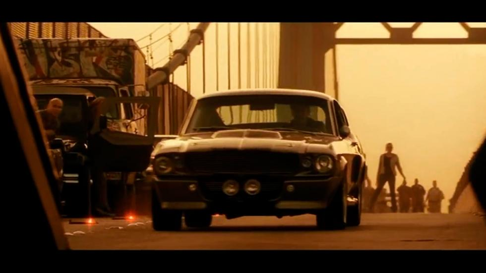 Gone in Sixty Seconds - Ford Mustang Shelby GT500E - película