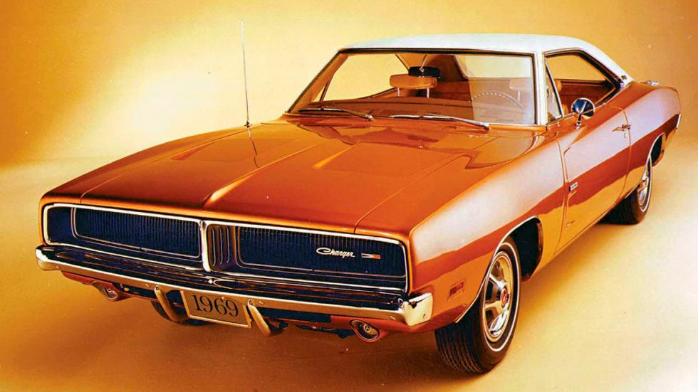 A Todo Gas - Dodge Charger - original
