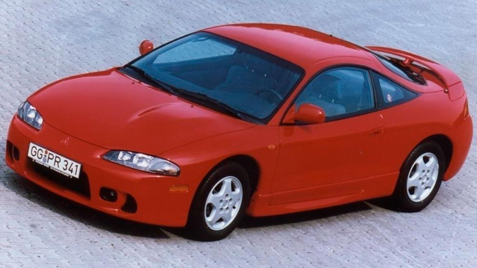 A Todo Gas - Mitsubishi Eclipse - frontal