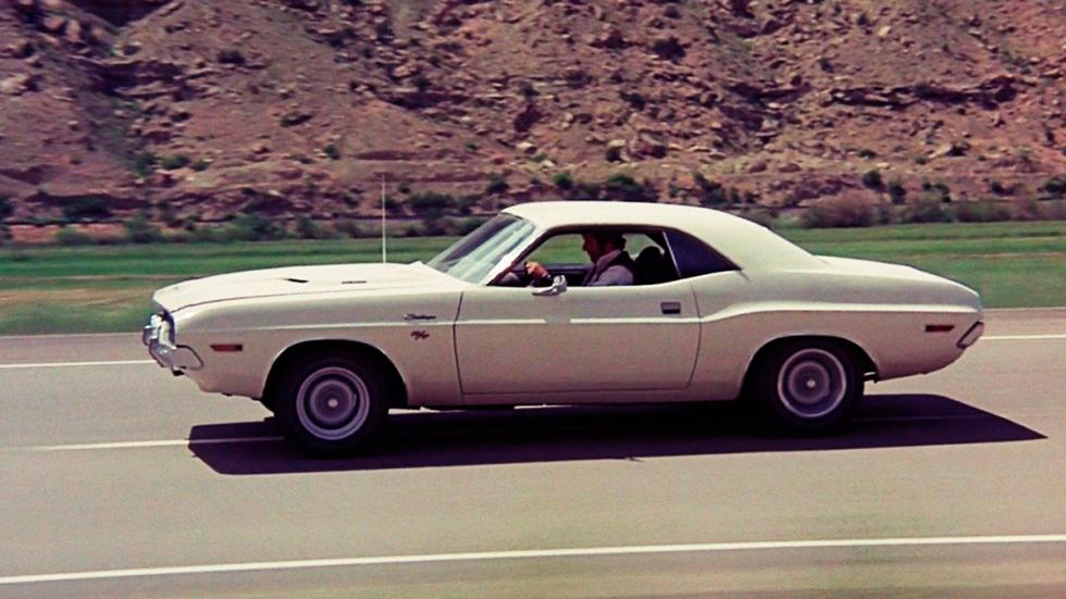 Vanishing Point - Dodge Challenger R/T - película
