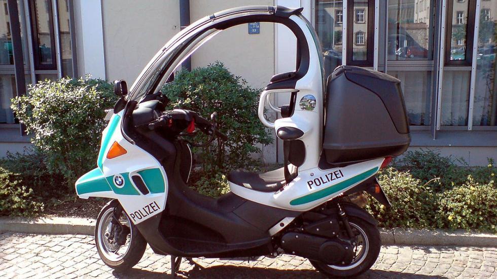 BMW C1 policía