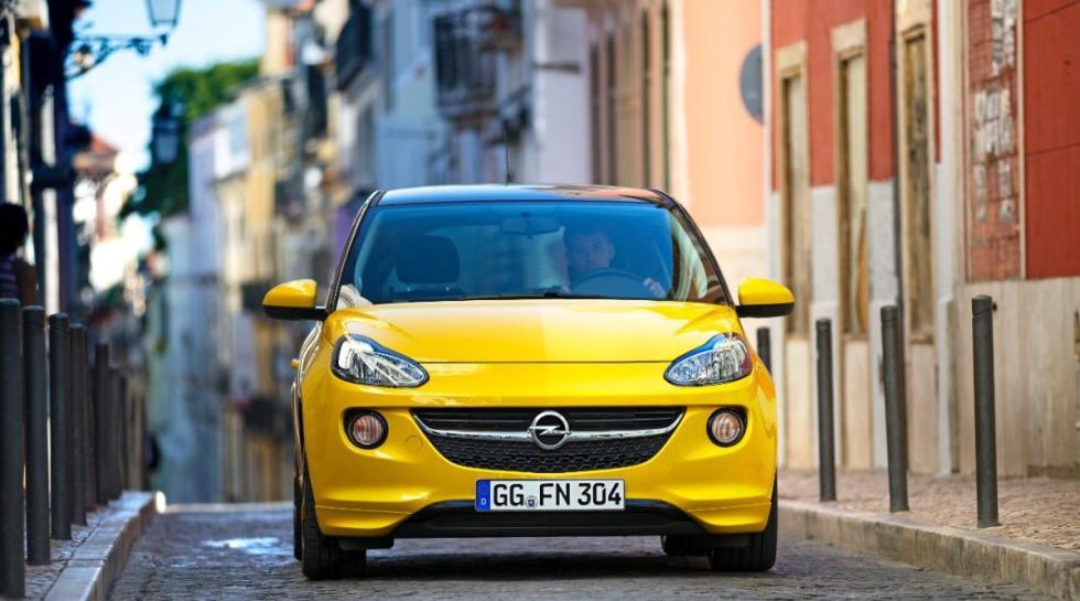 Opel Adam delantera