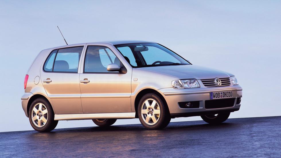 Volkswagen Polo delantera