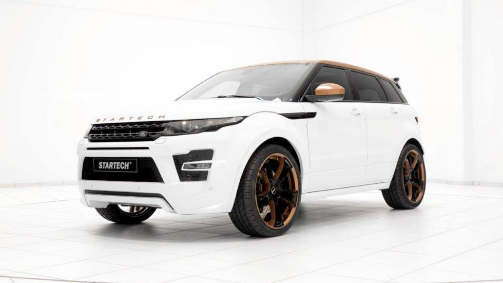 Range Rover Evoque Stratech delantera