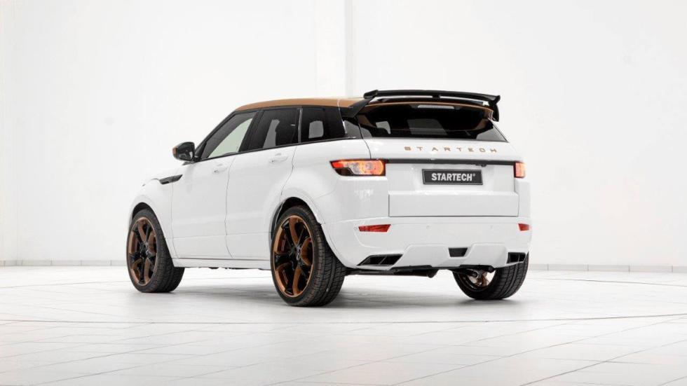 Range Rover Evoque Stratech trasera