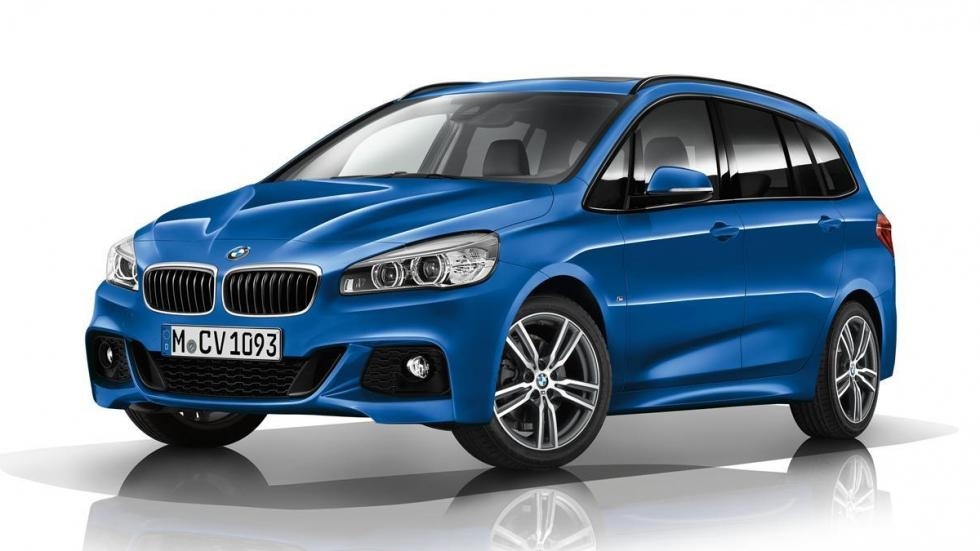 BMW Serie 2 Grand Tourer con paquete M frontal