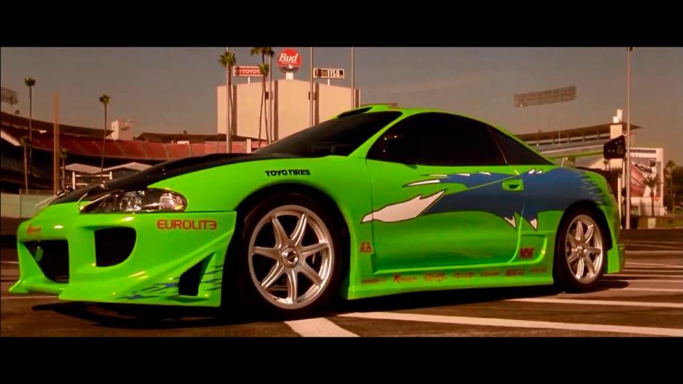 Foto de portada - Mitsubishi Eclipse - A Todo Gas