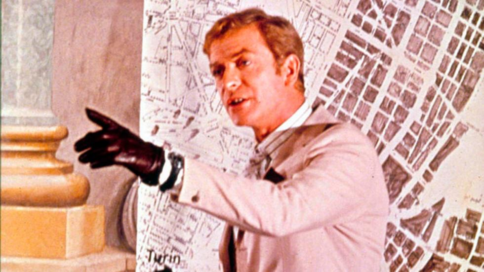 The Italian Job - Michael Caine