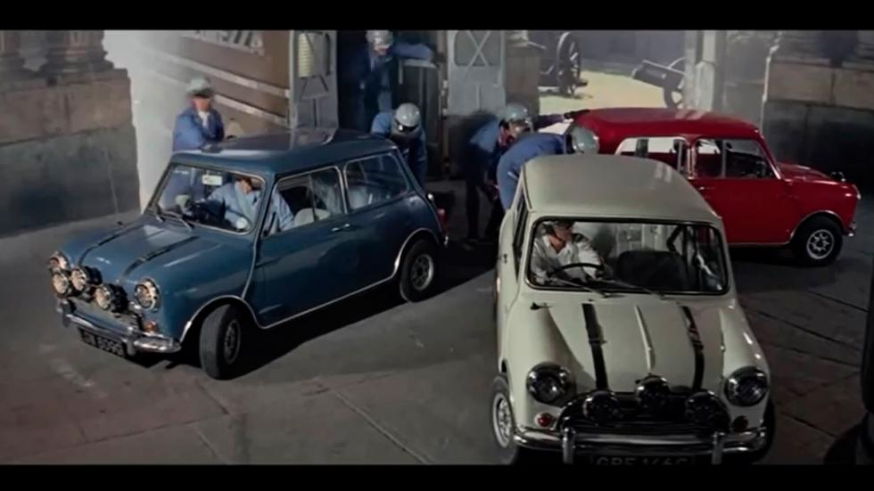 The Italian Job - Mini carga