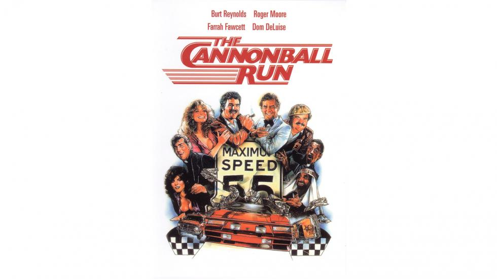 The Cannonball Run - cartel